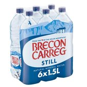 Brecon Carreg Natural Still Mineral Water