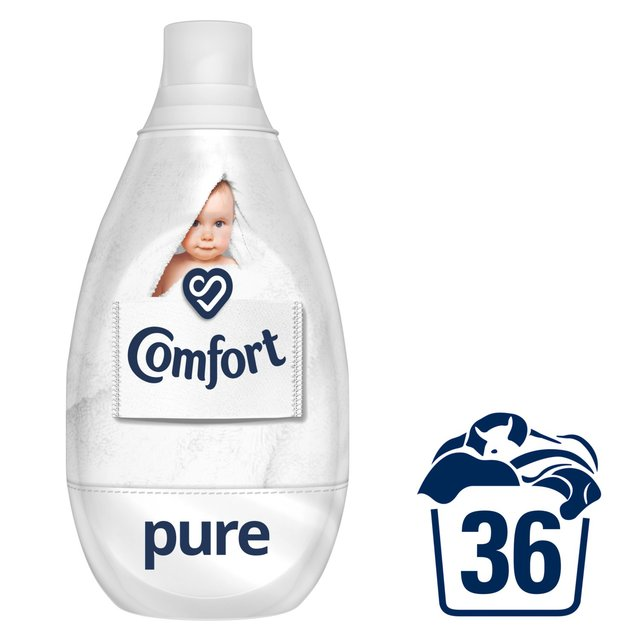 Comfort Pure Fabric Conditioner 38 Wash