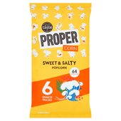 Propercorn Sweet & Salty Multipack