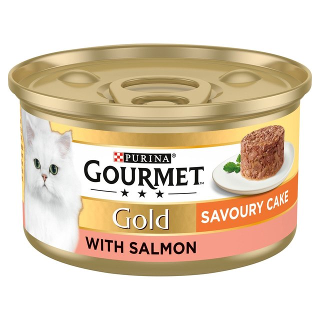 Gourmet Gold Savoury Cake Cat Food