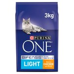 Purina ONE Light Cat Chicken & Wheat