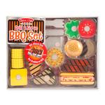 Melissa & Doug Grill & Serve BBQ Set, 3yrs+