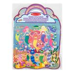 Melissa & Doug Reusable Stickers Mermaid, 4yrs+