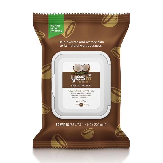 Yes To Coconut Cleansing Face Wipes
