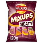 Walkers Mix Ups Snacks Meaty