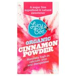 Lucy Bee Organic & Fair Trade Cinnamon Powder