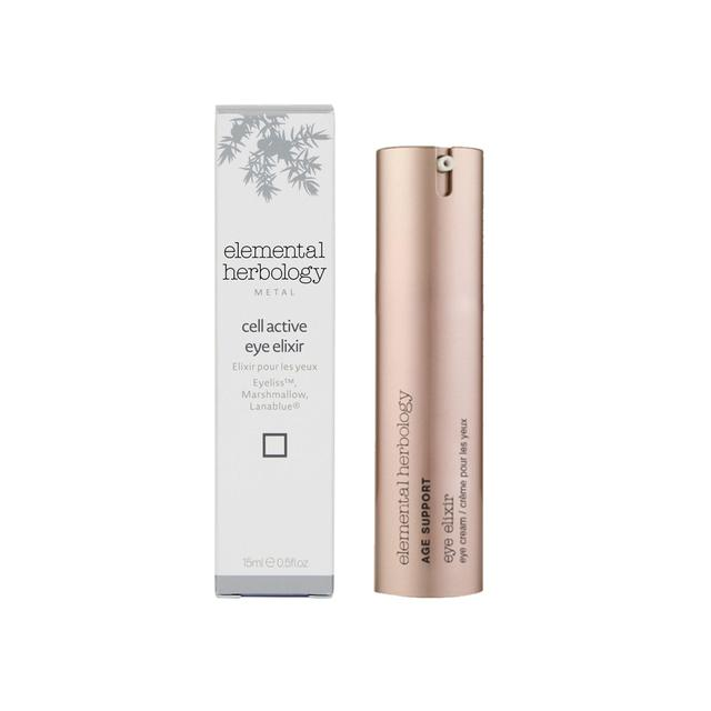 Elemental Herbology Eye Elixir Serum Cream