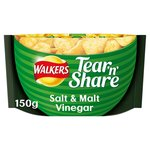 Walkers Tear & Share Salt & Vinegar Crisps