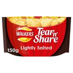 Walkers Tear & Share Lightly Salted Crisps