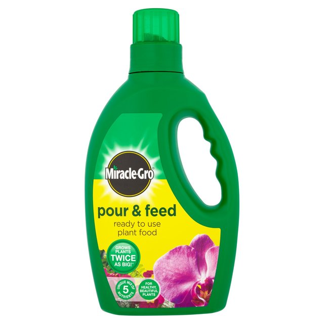 Miracle-Gro Pour & Feed Plant Food | Ocado