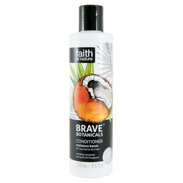 Faith In Nature Brave Botanicals Moisture Boost Conditioner