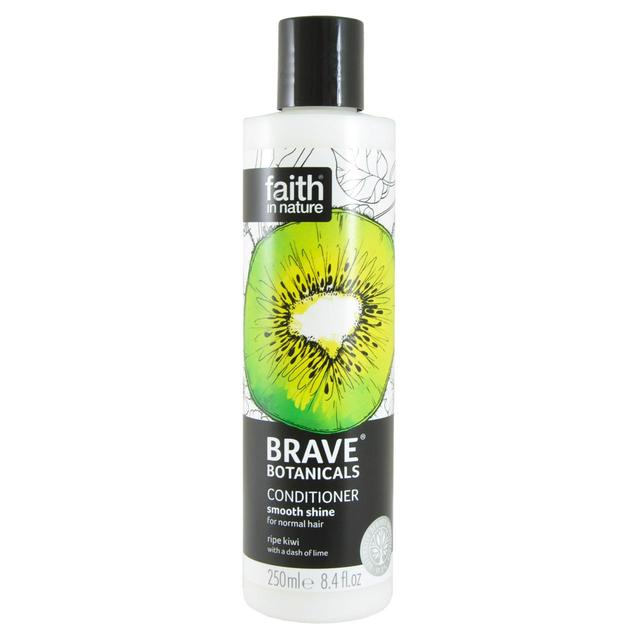 Faith In Nature Brave Botanicals Smooth Shine Conditioner