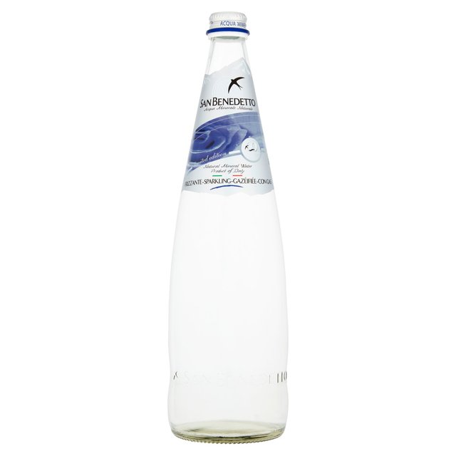 San Benedetto Sparkling Mineral Water