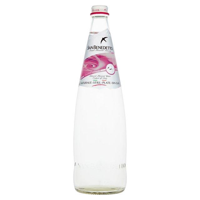 7fceec36e9 San Benedetto Prestige Still Mineral Water 1L from Ocado
