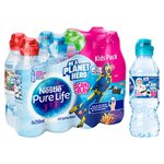 Nestle Pure Life Still Spring Water Kids Sports Cap