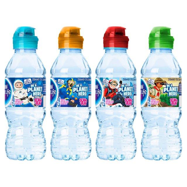 Nestle Pure Life Still Spring Water Kids Sports Cap | Ocado