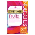 Twinings Fruit Tea Bags Selection Pack
