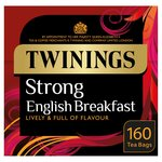 Twinings Strong English Breakfast Tea Bags
