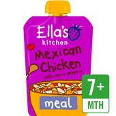 Ella's Kitchen Mexican Chicken with Rice & Peppers