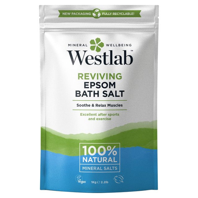 Westlab Epsom Bath Salts