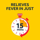 Nurofen for Children Cold, Pain & Fever Sugar Free Strawberry Liquid