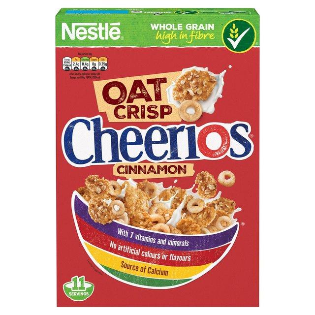 Nestle Cheerios Cinnamon Oat Crisp | Ocado