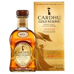 Cardhu Gold Reserve Single Malt Scotch Whisky