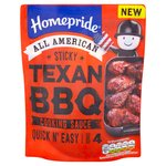 Homepride All American Sticky Texan BBQ Cooking Sauce