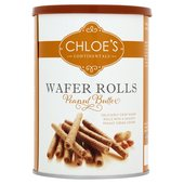 Chloe's Peanut Butter Wafers