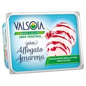 Valsoia Cherry & Cream Soya Ice Cream