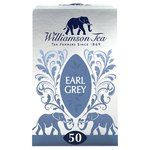 Williamson Earl Grey Tea Bags
