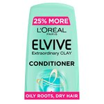 L'Oreal Paris Elvive Extraordinary Clay Re-Balancing Conditioner
