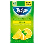 Tetley Green Lemon Tea Bags
