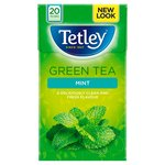 Tetley Mint Green Tea Bags