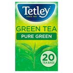 Tetley Pure Green Tea Bags