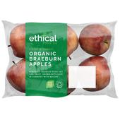 Ethical Food Company Organic Braeburn Apples