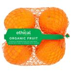 Ethical Food Company Organic Oranges