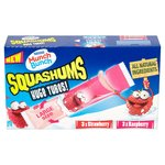 Munch Bunch Squashums Huge Tubes Strawberry & Raspberry