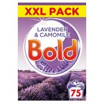 Bold 2in1 Washing Powder Lavender & Camomile 80 Washes