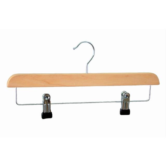 5ee41c120093 H&L Russel Trouser Hanger Wooden   Ocado