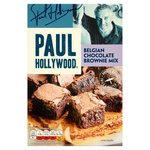 Paul Hollywood Luxury Belgian Chocolate Brownie Mix