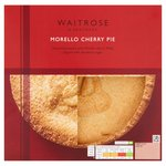 Waitrose Morello Cherry Pie