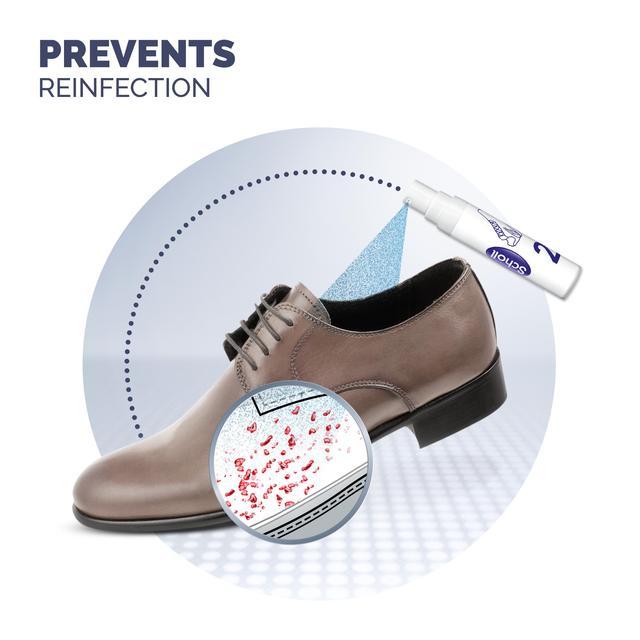 athletes foot shoe treatment