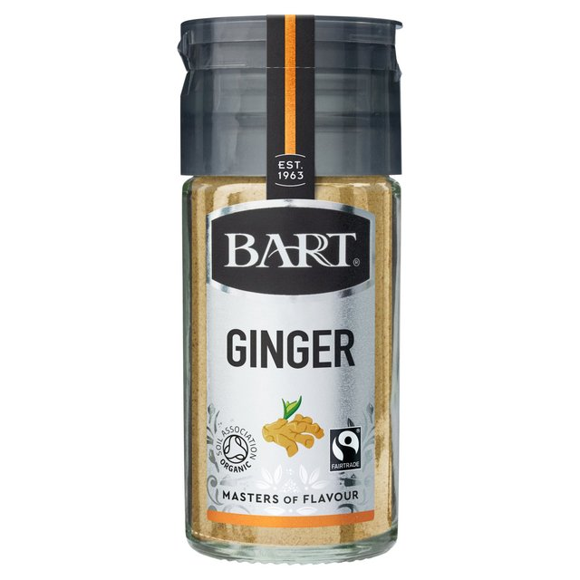 Bart Fairtrade Organic Ground Ginger