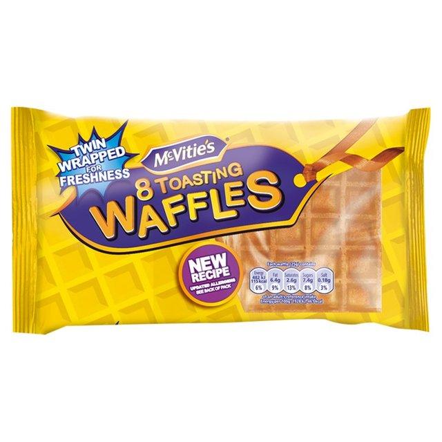 Chocolate Waffles Tesco