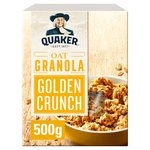 Quaker Oat Granola Golden Crunch