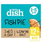 Little Dish 1 Year+Fish Pie