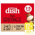 Little Dish Pasta Bolognese Toddler Meal