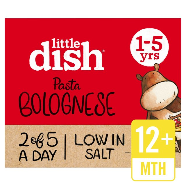 Little Dish 1Year+ Pasta Bolognese