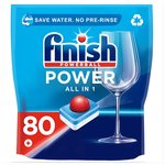 Finish All in 1 Max Dishwasher Tablets Original Scent